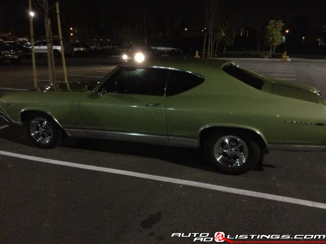 1969 Chevy Chevelle Base