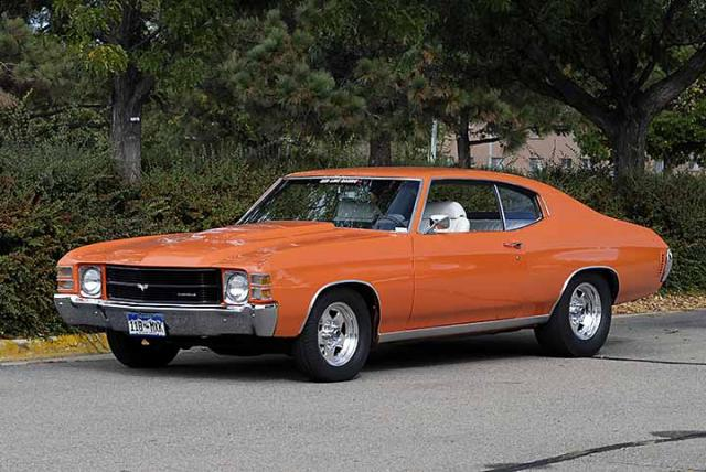 Chevy Chevelle Cars - The Second Generation