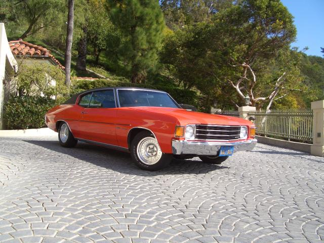 1972 Chevy Chevelle Base