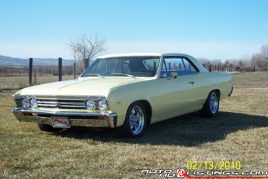 1967 Chevy Chevelle Deluxe